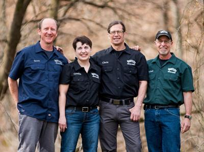 Dritless Brewing Company management team