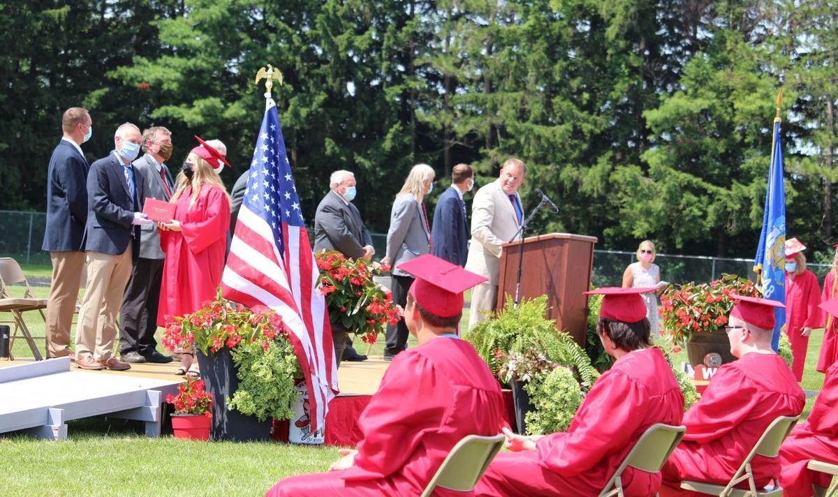 WAHS Class of 2020 graduation