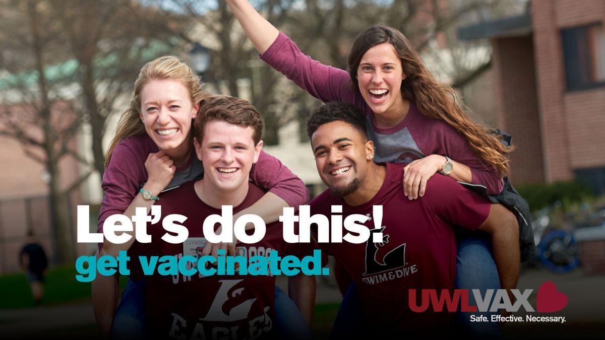UWL vaccine drive