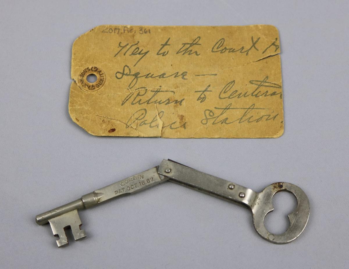Valuable key