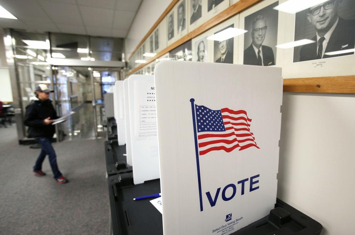State treasurer to Legislature: Penalize Dane County for funding voter ID study
