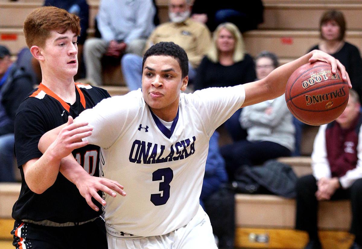 West Salem vs. Onalaska Boy's Basketball