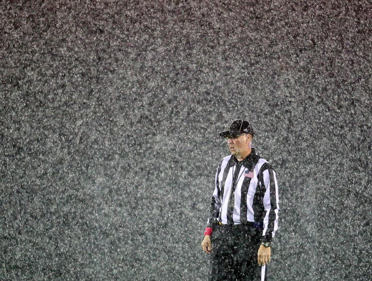 High school football: Weather stops local games | Prep