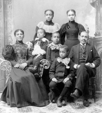 John Birney and family.