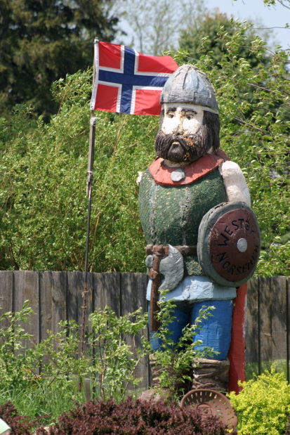 One-armed Norse