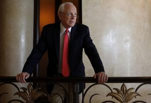 John Dean helped bring down Richard Nixon. He thinks Donald Trump is even worse