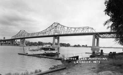 Cass Street Bridge 1950s
