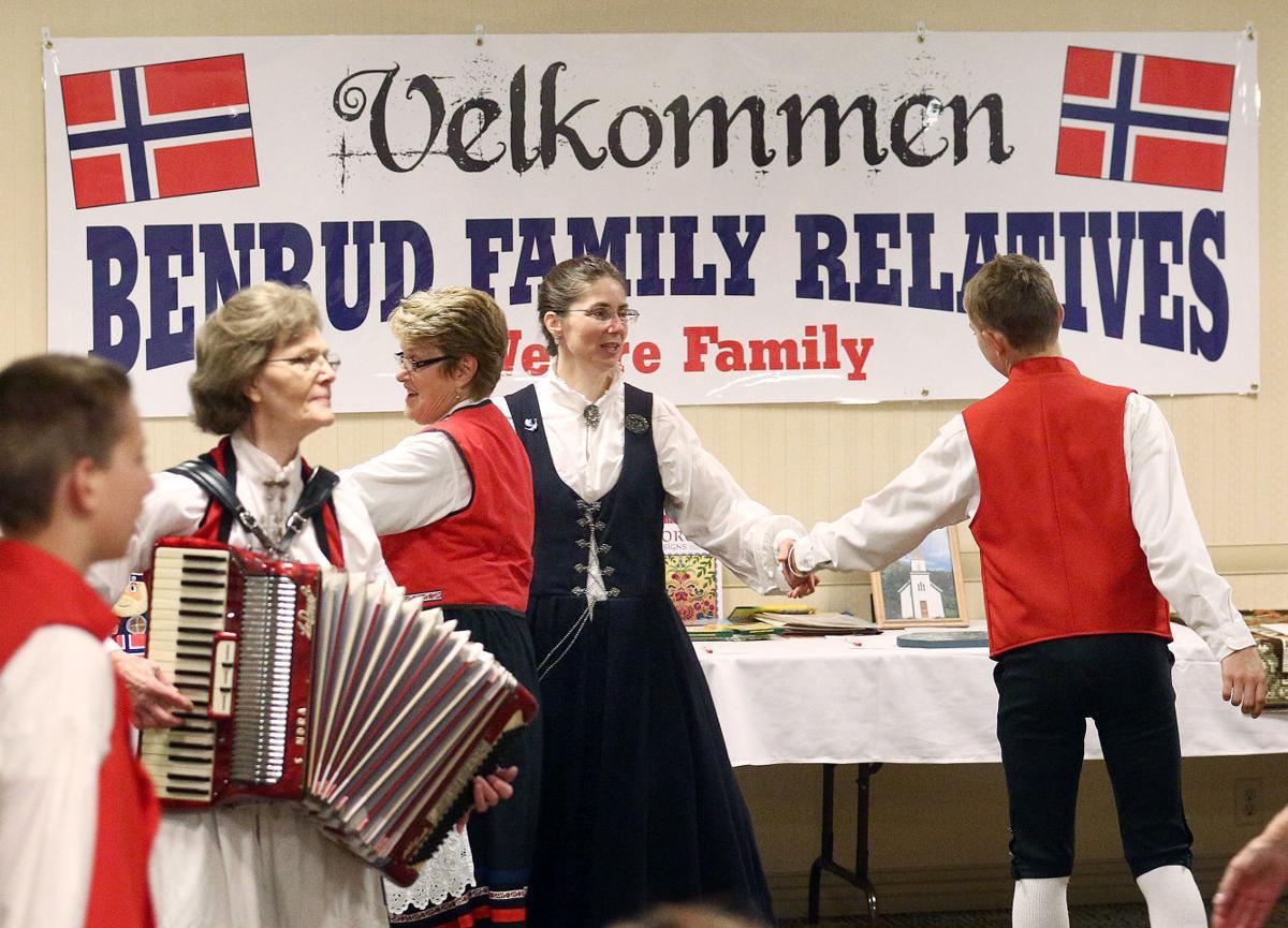 Benrud Family Reunion 1