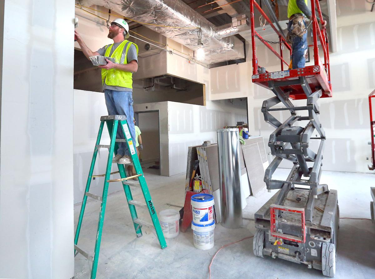 Mayo-Franciscan preps clinic for Belle Square downtown