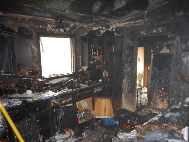 Kitchen Fire Severely Damages Jackson County Home Jackson