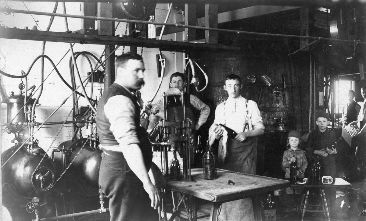 The Way it Was: La Crosse Soda Water Factory and Berlin Weiss Beer Brewery