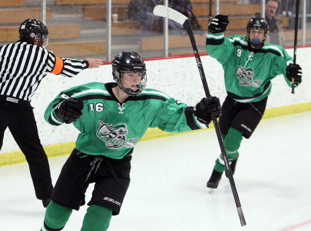 Avalanche vs. La Crescent Boys Hockey