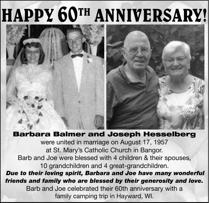Barbara Balmer and Joseph Hesselberg