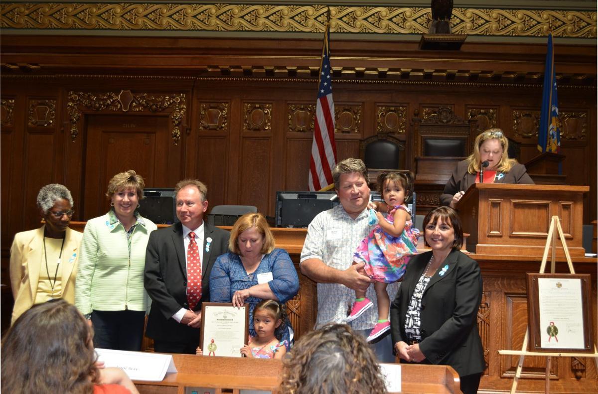 Zwart family honored
