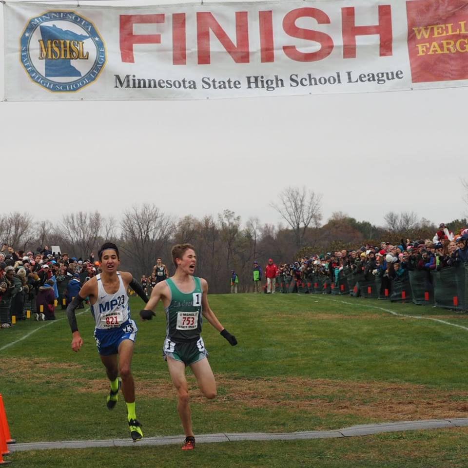 Steiger state finish