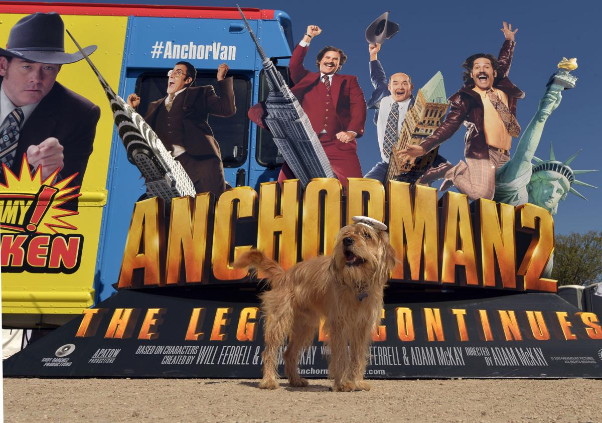 "AnchorVan Unveiled for ""Anchorman 2: The Legend Continues"" Digital Debut"
