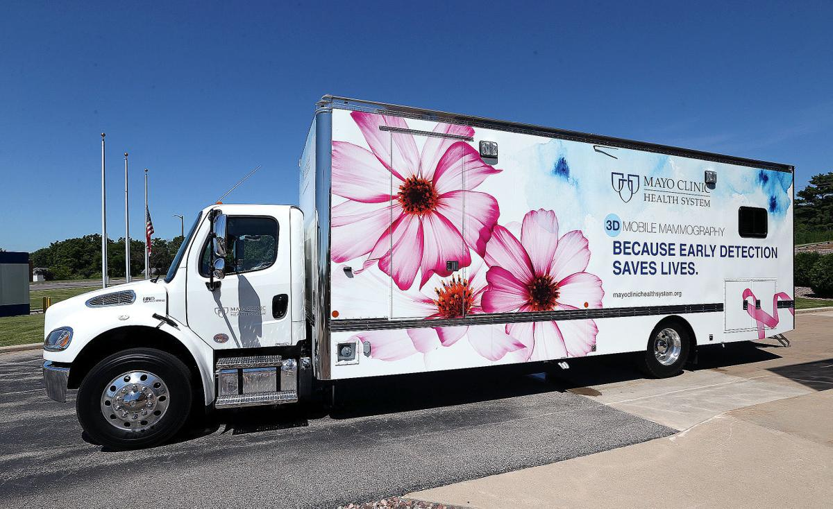 Mayo-Franciscan's new mobilized mammography taps 3-D for