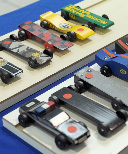 Scouts Hold Annual Pinewood Derby At Mall Local News Lacrossetribune Com