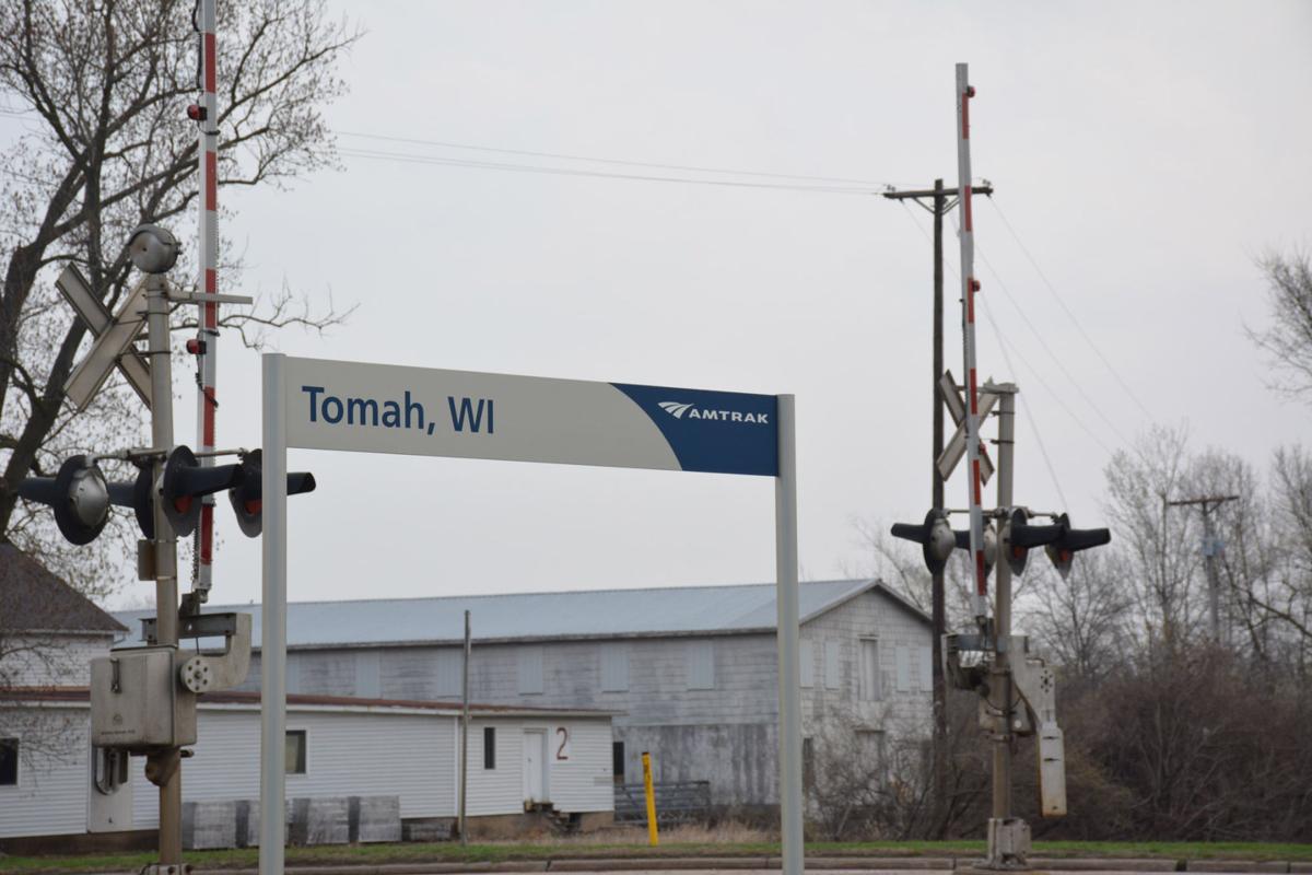 Tomah's train