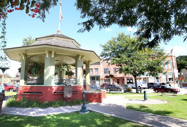 Hometown Icon: Galesville Square