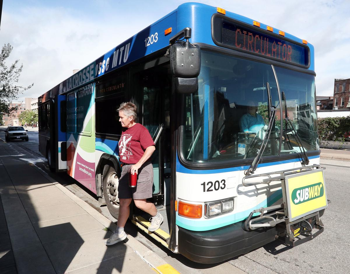 La Crosse Mtu Debuts Community Route Local News