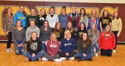 De Soto High School softball team