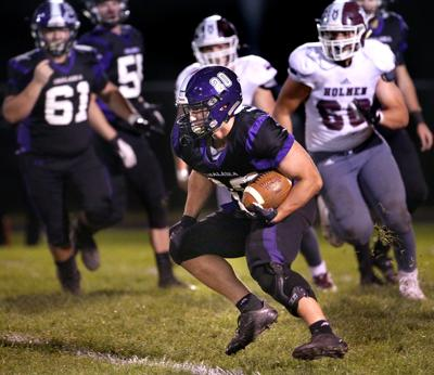 October 18: Holmen vs. Onalaska