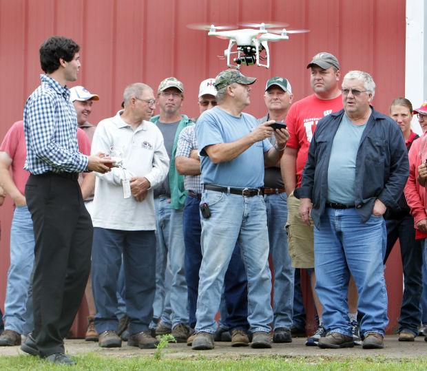 UAV Crop Scouting Drone 1