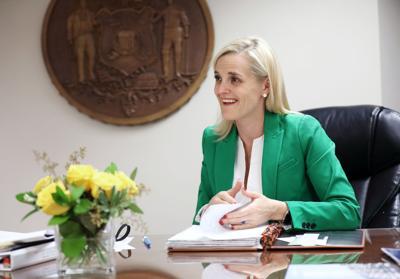 State treasurer