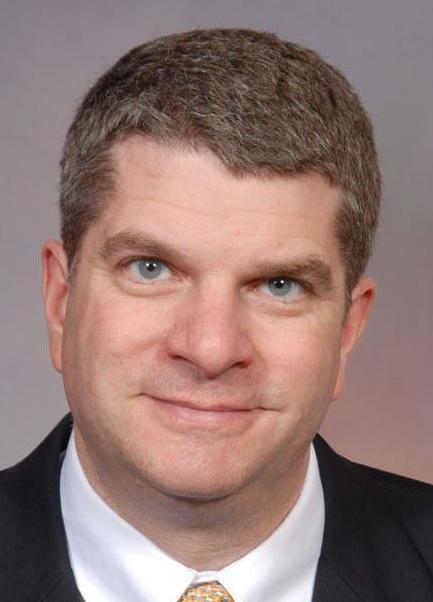 United Way co-chair Tim Kolek