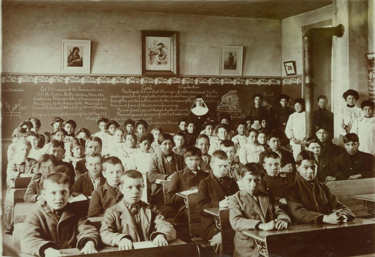 FSPAs at Odanah orphanage
