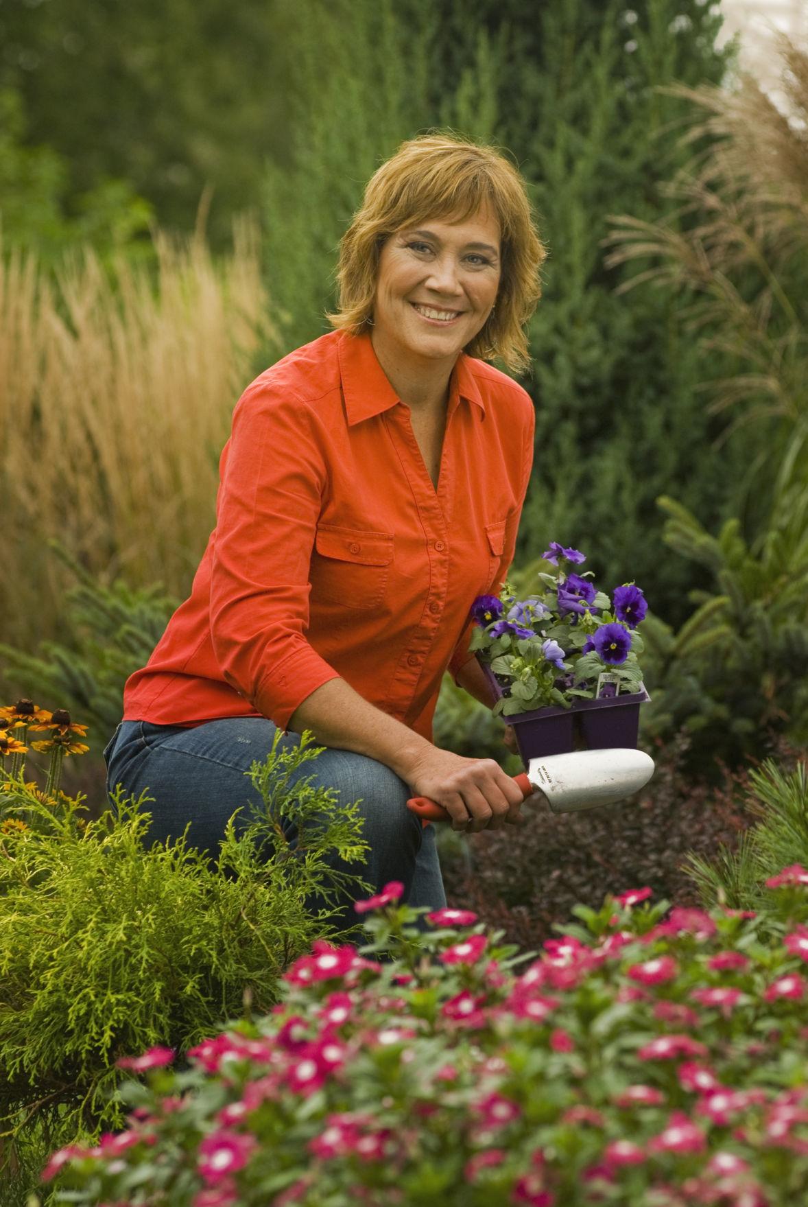 Melinda Myers, nationally known garden expert