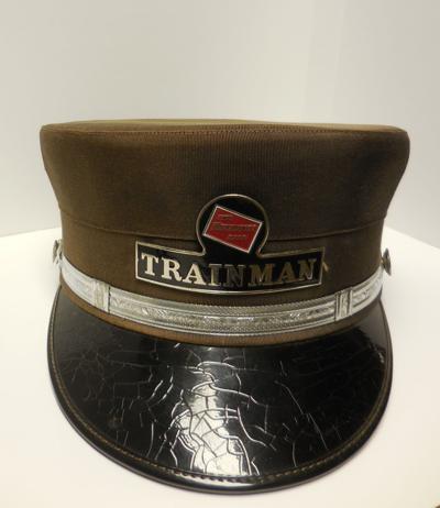 Train onductor's hat