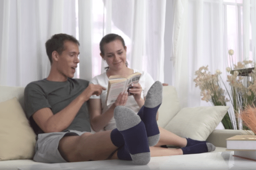 These Socks Are Designed For People With Smelly Feet