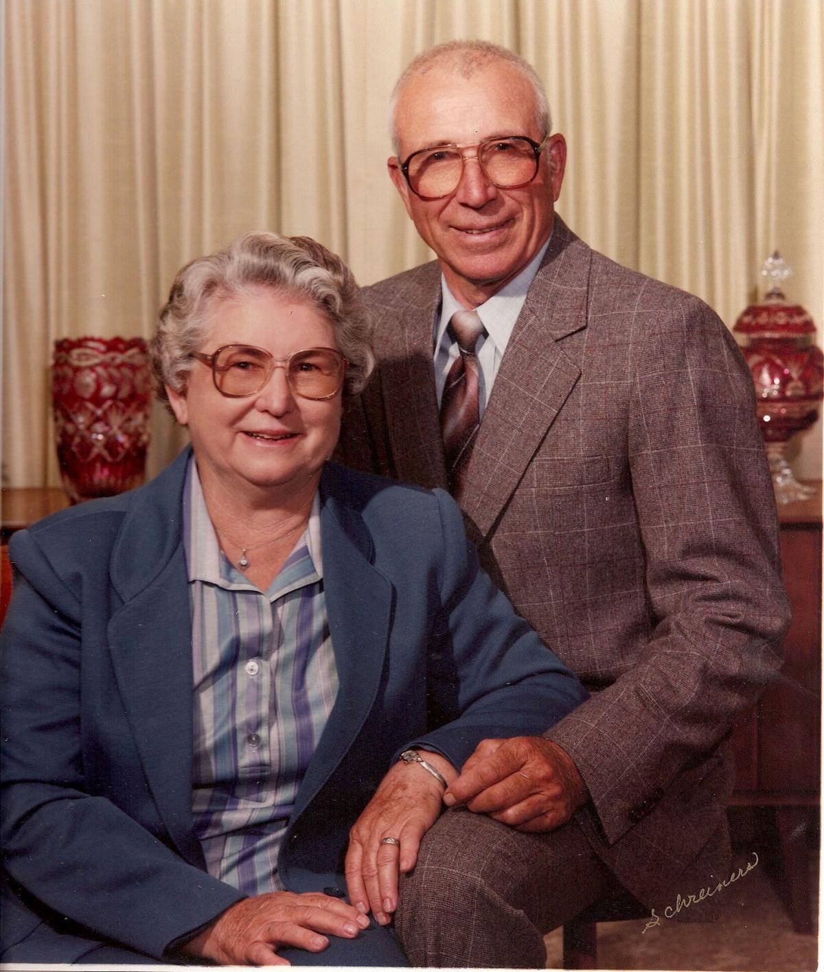ELLEN and CLINTON POTTER