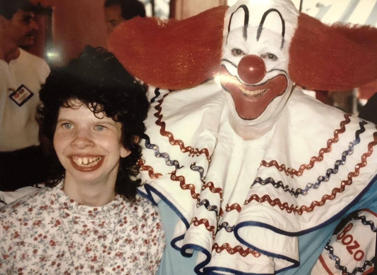 A love of clowns