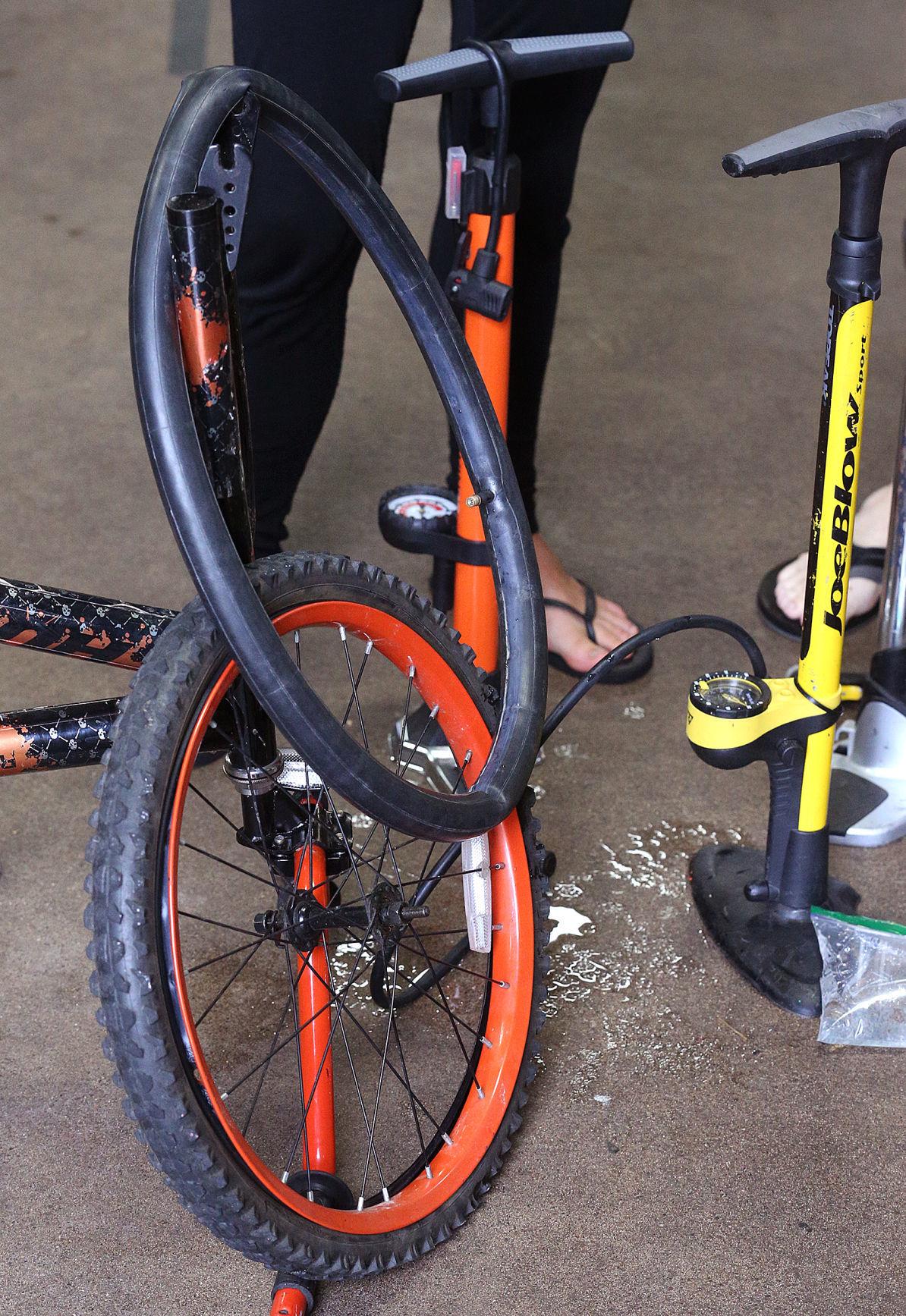 Bike and Build
