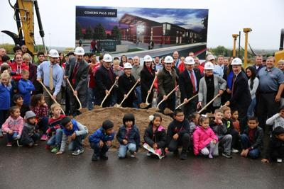Work underway on $17.5 million community center in Arcadia