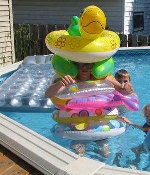 Family Fun - Swimming Pool