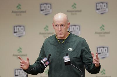 Joe Philbin newser, Appleton P-C photo