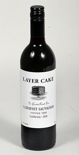 layer cake wine wine of the week layer cake cabernet sauvignon 2009 5433