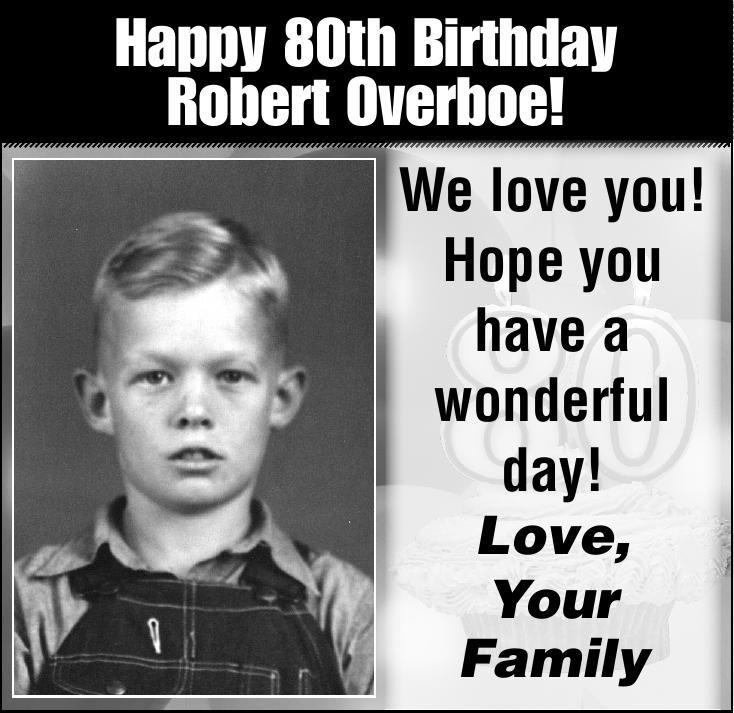 Robert Overboe