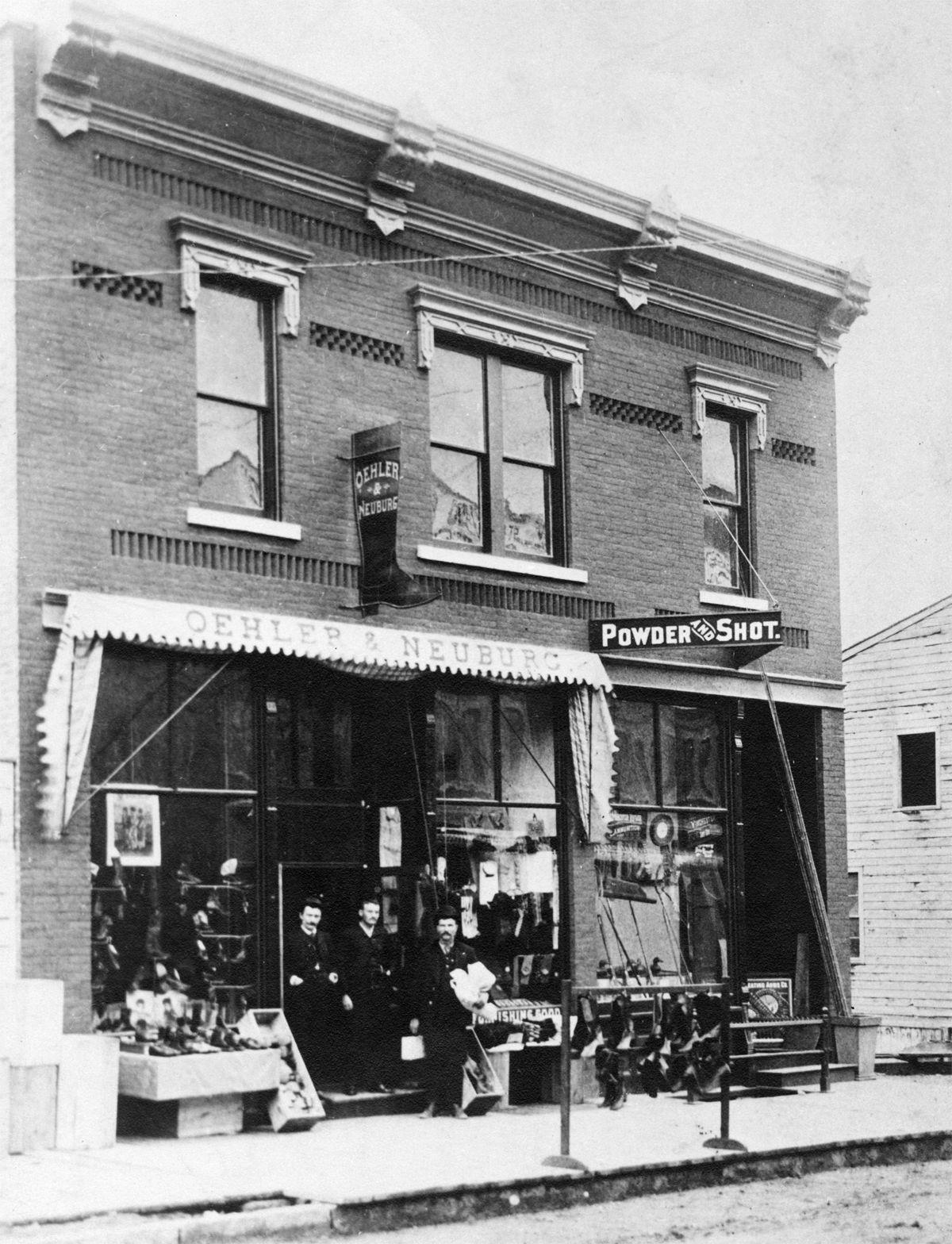 The Way it Was: 1888 Pearl St.