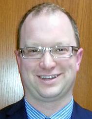 Onalaska City Administrator Eric Rindfleisch
