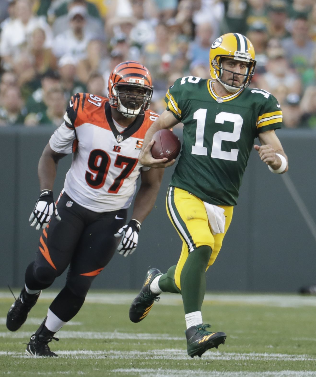 Bears vs Packers Week 4 Preview: Five Questions with Lombardi Ave