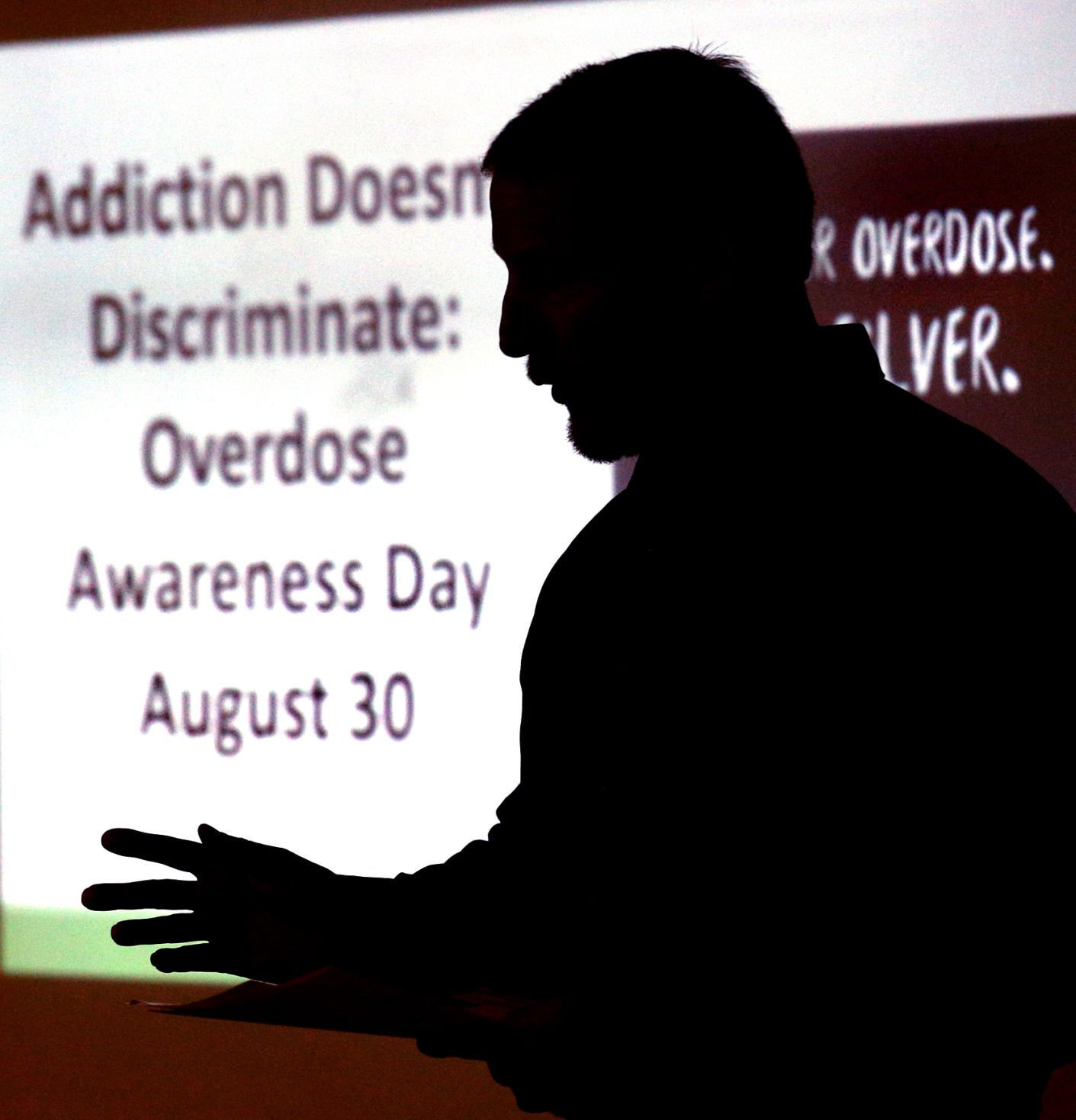 Raising Awareness About Overdoses in the Comox Valley