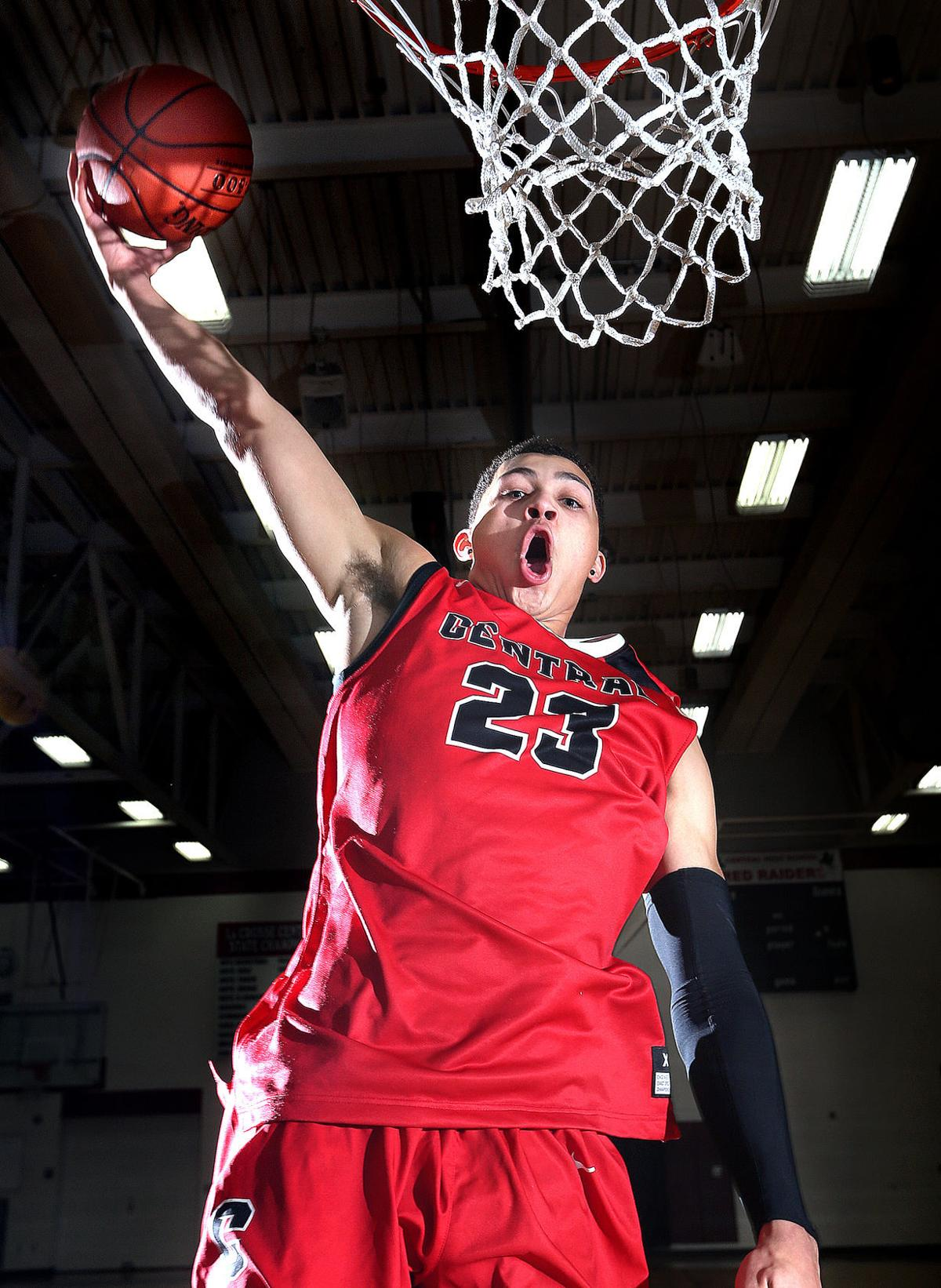 All-Tribune boys basketball: La Crosse Central's Kobe King named player of the year