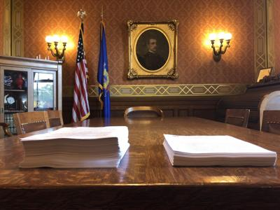Evers vs. GOP budgets