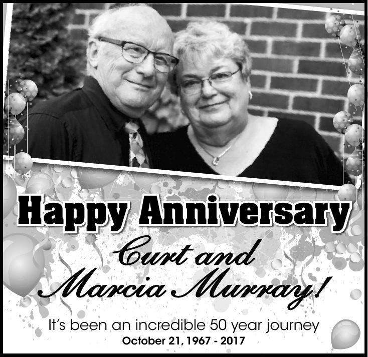 Curt and Marcia Murray
