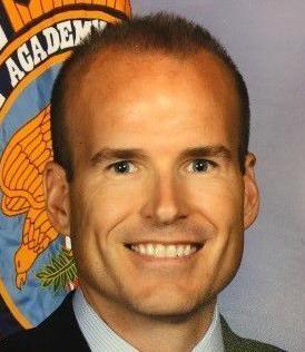 Onalaska Police Chief Charles Ashbeck
